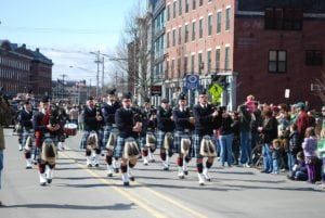 The Irish American Club of Maine